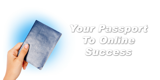 The Web Design People - Your Passport to Success