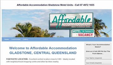 Affordable Accommodation Gladstone