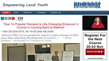 Empowering Local Youth
